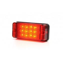 LAMPA PRZECIWMGŁOWA PRZECIWMGIELNA LED 12/24V