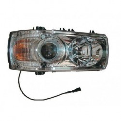 REFLEKTOR LAMPA PRZEDNIA XENON DAF XF105 CF LF PRAWY