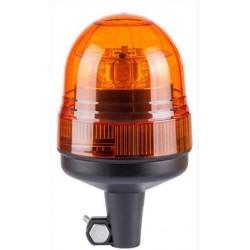 LAMPA BLYSKOWA 12/24V OBROTOWA LED WYS.205MM HOMOLOGACJA